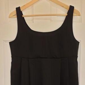 Gap Maternity Black Dress LBD size S